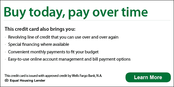 Buy Today, Pay Over Time